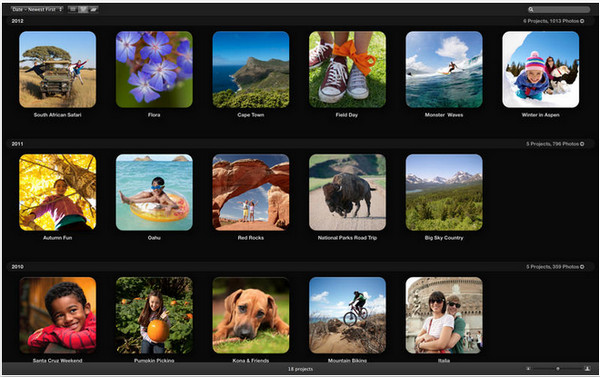 Apple Aperture for Mac 3.6 中文破解版(兼容Yosemite) – 专业图像后期处理软件