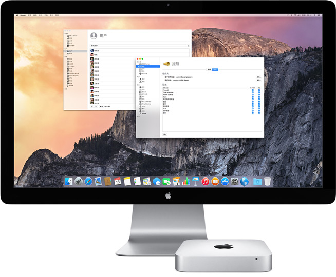Apple OS X Server V4.0.3 Multilingual – 人人都能管理服务器-麦氪派