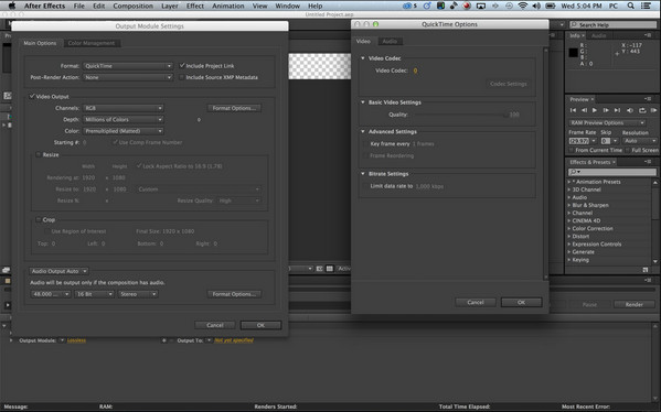 Adobe After Effects CC 2014 for Mac 13.0 中文破解版-麦氪派