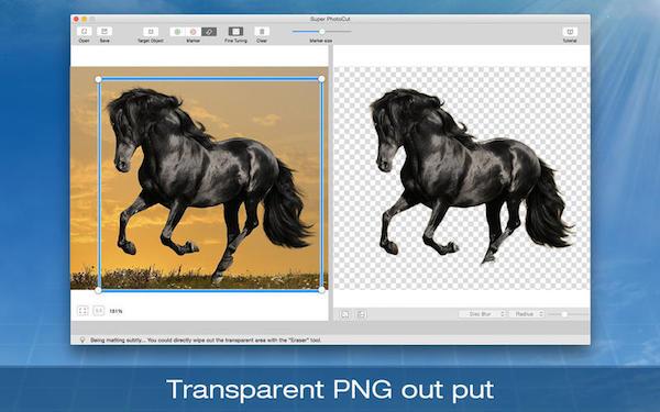 Super PhotoCut for Mac 1.2.4 破解版 – 图片抠图工具-麦氪派