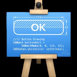 PaintCode for Mac 2.4.2 激活版 – Mac上强大的iOS矢量绘图编程软件