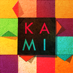 Kami 1.1.0 Mac 破解版 神折纸苹果 App Store 年度优秀游戏