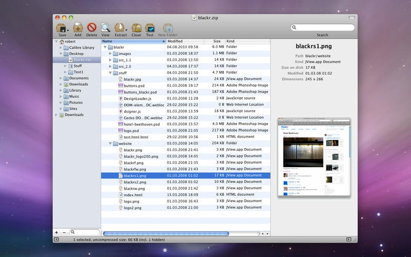 BetterZip 3 for Mac 3.1 注册版 – Mac上最优秀的压缩工具-麦氪派