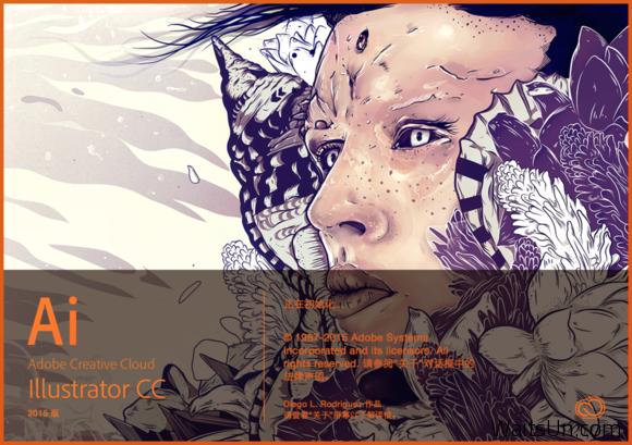Adobe Illustrator CC 2015 for Mac 19 注册版 – 著名的矢量图形软件