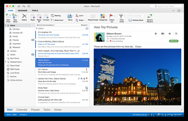 Office 2016 for Mac 中文正式破解版 – 全新Office办公软件