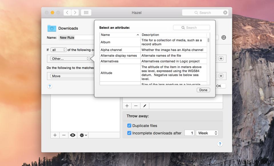 Hazel for Mac 3.3.3 破解版 – 自动帮你整理Mac硬盘上文件-麦氪派