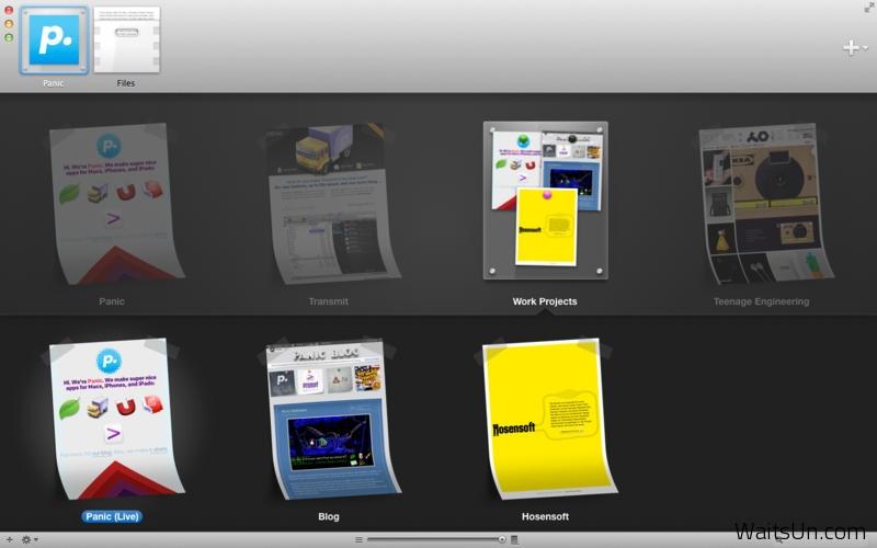 Coda for Mac 2.5.11 破解版 – Mac上专业的网页编程开发工具