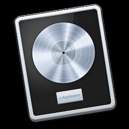 音乐制作 Logic Pro X 10.4.4 Mac 破解版 最专业强大的音乐制作软件