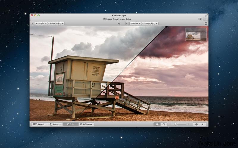 Kaleidoscope for Mac 2.1.0 破解版 – Mac上强大的图片和文本比较工具-麦氪派