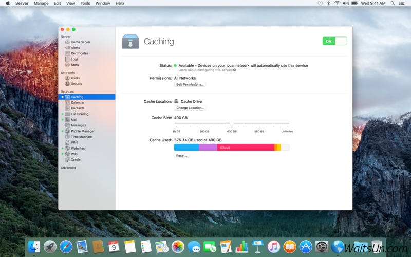 Apple OS X Server for Mac 5.0.4 – 人人都能管理服务器