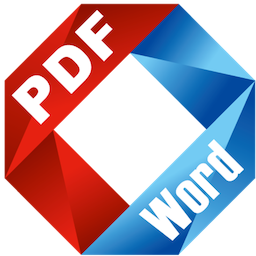 PDF to Word OCR for Mac 6.0 序号版 – 实用的PDF转Word工具