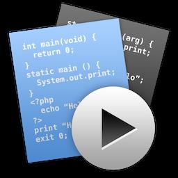 CodeRunner 2.3 Mac 破解版 – 实用的多语言编程开发工具
