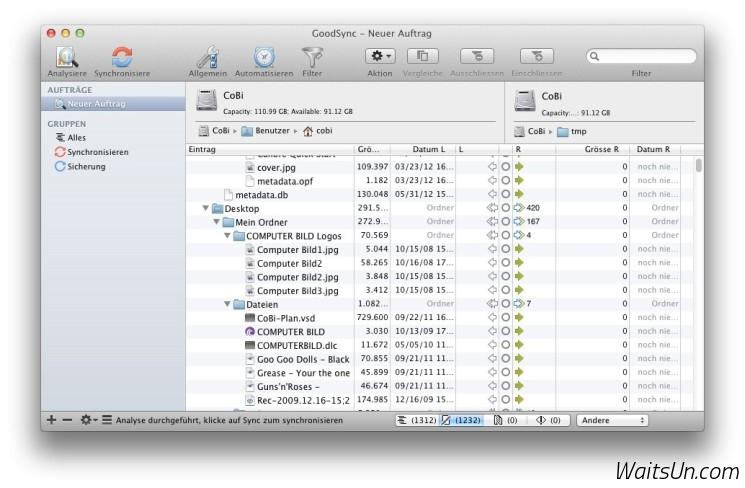 GoodSync Pro for Mac 5.5.3.0 破解版 – Mac上强大专业的文件同步备份工具-麦氪派