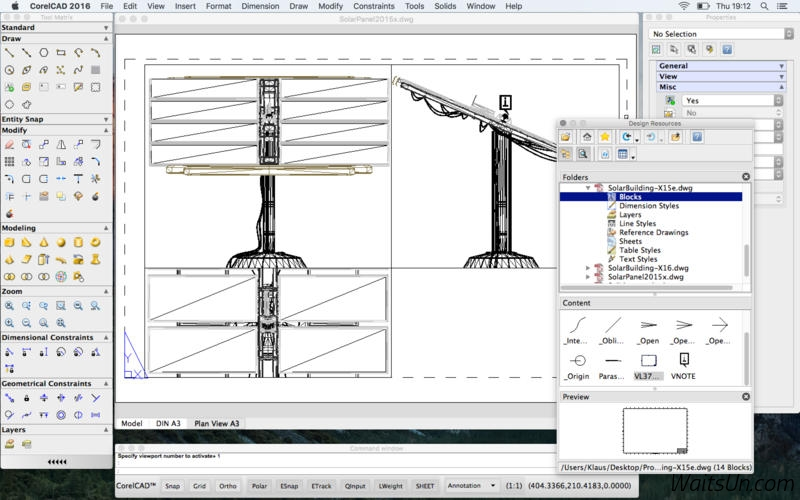 CorelCAD 2016 for Mac 中文破解版 – 优秀的CAD绘图工具-麦氪派