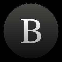 Byword for Mac 2.6 激活版 – Mac上简洁优秀的Markdown编辑器