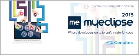 MyEclipse 2015 for Mac 破解版 – Mac上强大的 Java 集成开发工具-麦氪派