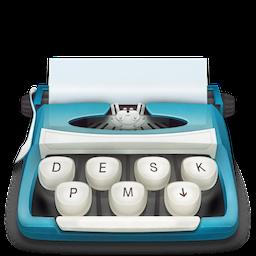 DeskPM for Mac 2.1 激活版 – 优秀的写作工具