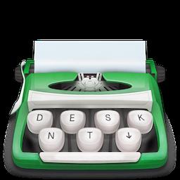 Desk NT for Mac 1.1 激活版 – 优秀的文本写作工具