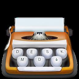Desk MD for Mac 1.2 激活版 – 优秀的Markdown博客客户端