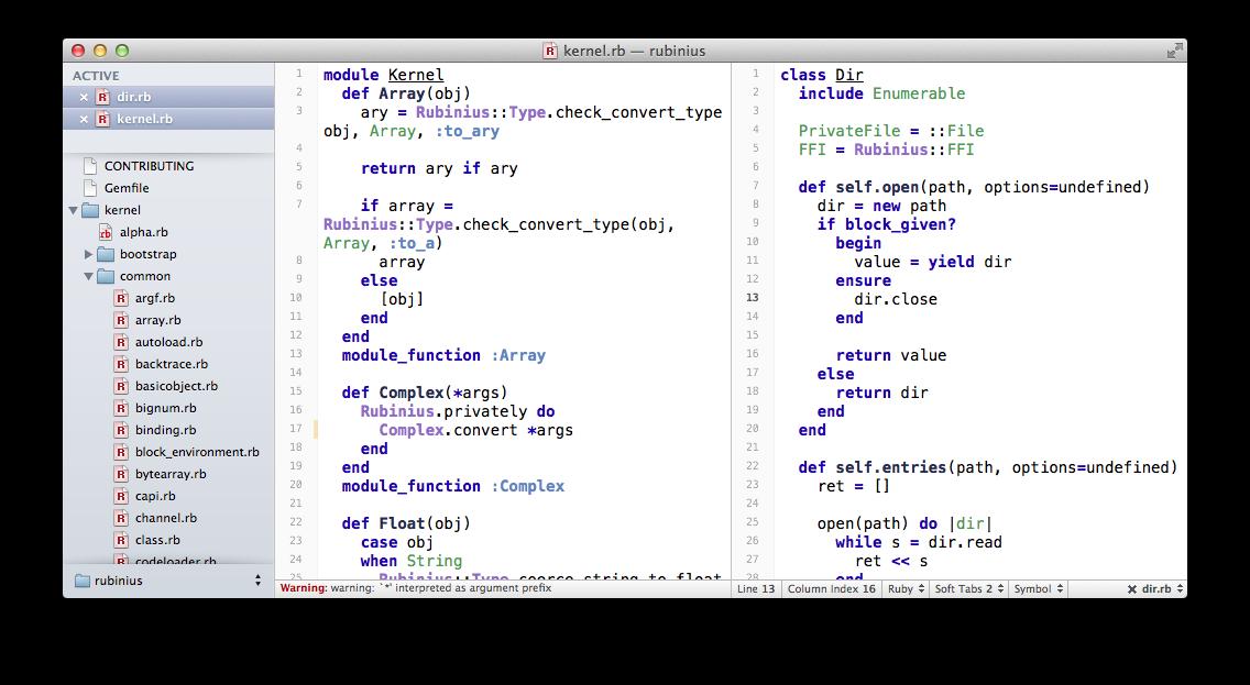 Chocolat for Mac 3.1.7 破解版 – 强大优秀的代码编辑利器-麦氪派(WaitsUn.com | 爱情守望者)