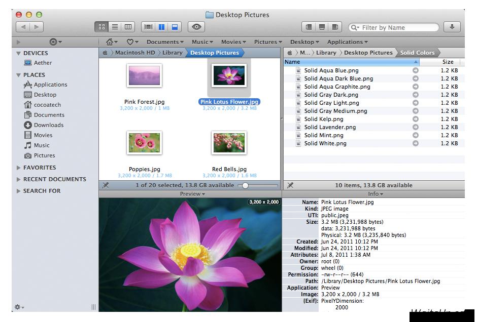 Path Finder for Mac 7.3.1 破解版 – Finder类文件管理程序-麦氪派