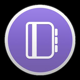 Outline 3.21.5 Mac 破解版 优秀的笔记软件、支持OneNote