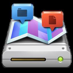 Disk Map for Mac 2.3 破解版 – Mac上直观的显示磁盘空间占用状态的工具