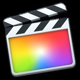 视频制作 Final Cut Pro X for Mac 10.3.4 激活版 - 最强大视频后期制作软件