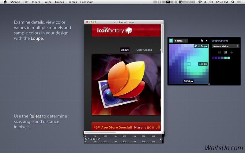 xScope Mac 破解版 强大易用的设计辅助软件-麦氪派