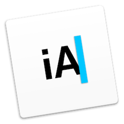 """<p>iA Writer提供了独特的""""无干扰模式"""",该模式隐藏了一切可能对写作造成干扰的界面元素,只留下一张白纸、一个键盘,以及右上角灰色的""""小锁头""""(这是 用来退出无干扰模式的),而且只高亮显示正在编辑的几行文字,其余的文字会淡化处理,想来也是为了最大程度的让写字者集中注意力于当前的文字。</p>"""