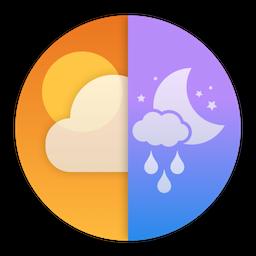 Forecast for Mac 2.1.1 破解版 – 实用的菜单栏天气预报