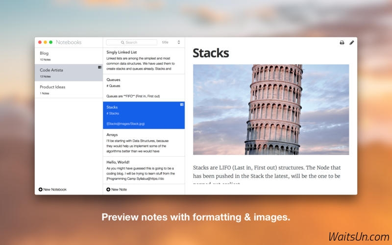 Falcon for Mac 1.3.2 激活版 – 简单、基础的MarkDown文本编辑软件-麦氪派