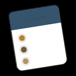 GoodTask 3 for Mac 3.0.1 破解版 – 提醒/事项/任务管理器