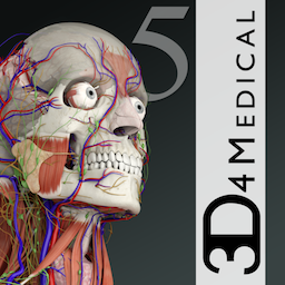 Essential Anatomy 5 for Mac 5.0.2 破解版 – 医学软件基本骨架解剖软件