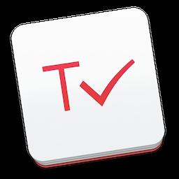 TaskPaper 3.8.4 Mac 破解版 优秀的待办事项和任务管理工具