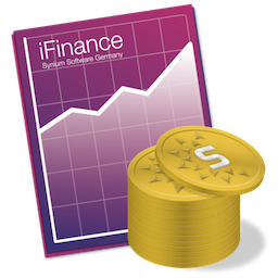 iFinance 4 for Mac 4.3.2 激活版 - 优秀的财务管理软件