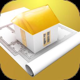 Home Design 3D for Mac 4.1.1 破解版 – 3D室内布局设计工具