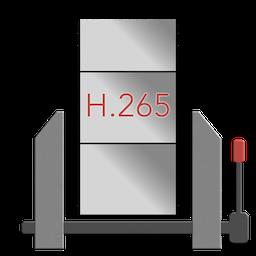 H265 Converter Pro for Mac 1.5.1 激活版 – H265视频格式转换工具