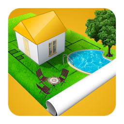 Home Design 3D Outdoor & Garden for Mac v4.0.2 激活版 – 3D室外布局设计工具
