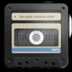 Meta for Mac 1.6.8 激活版 – 音频元数据音乐标签信息编辑器