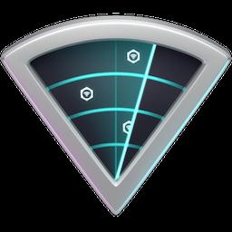 AirRadar Mac 破解版 专业的WiFi无线网络扫描检测软件
