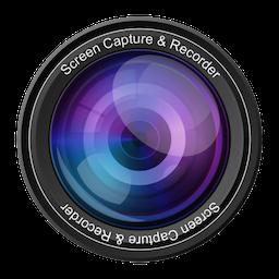 Screen Capture & Recorder for Mac 2.2.1 激活版 – 小巧易用的屏幕录像工具