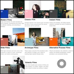 VSCO Film 01-07 for Mac 2016 激活版 – 胶片风格滤镜