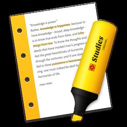 Studies 1.6 Mac 破解版 优秀的抽认卡制作工具