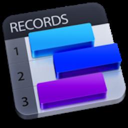 Records for Mac 1.5.5 破解版 - Mac上优秀的个人信息数据库