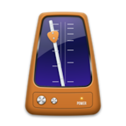 My Metronome for Mac 1.0 破解版 - 实用的音乐节拍器
