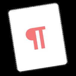 Paragraphs for Mac 1.1.4 破解版 - 优秀简洁的文本编辑工具