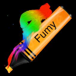 烟雾图像 Fumy for Mac 2.4.2 破解版 - 好用的绘制图片光影烟雾特效工具