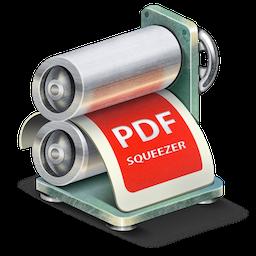 PDF Squeezer 3.10.1 Mac 破解版 Mac上优秀的PDF文件压缩工具