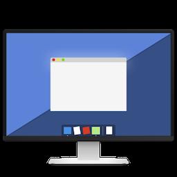 DeskCover Pro 1.3 Mac 破解版 桌面图标快速隐藏工具